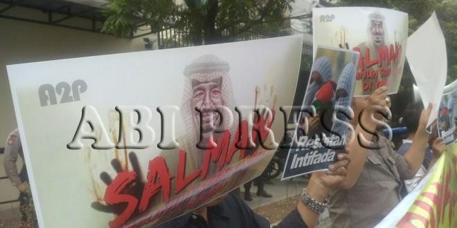 Aliansi Anti Perang Somasi Saudi