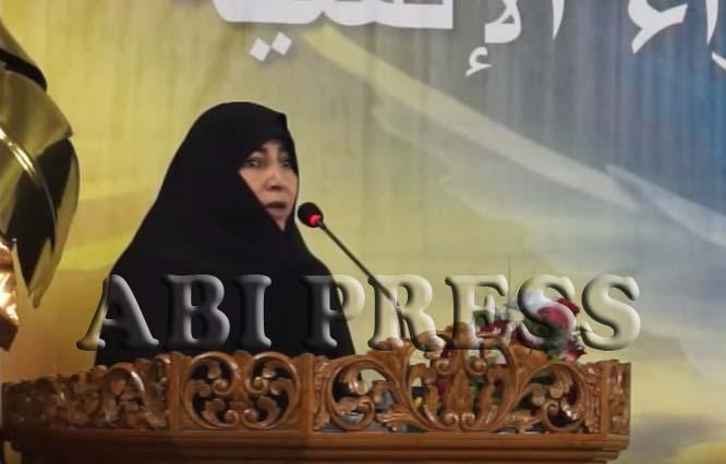 Video : Hikmah Milad Sayyidah Fatimah di ICC