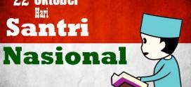 Memaknai Hari Santri Nasional