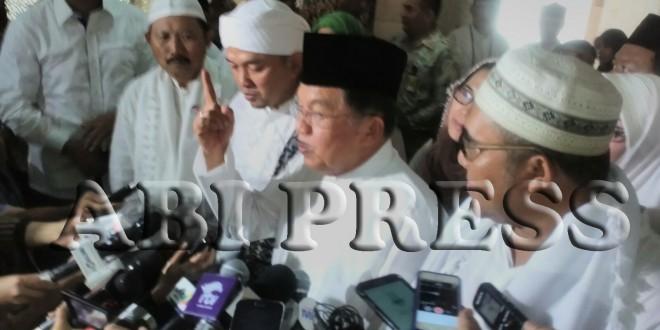 Jusuf Kalla: Jaga Indonesia Dari Paham Intoleran dan Takfirisme