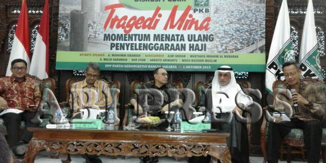 Momentum Tata Ulang Penyelenggaraan Ibadah Haji Pasca Tragedi Mina