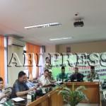 ANAS GETOL Datangi Kantor DPRD Bogor