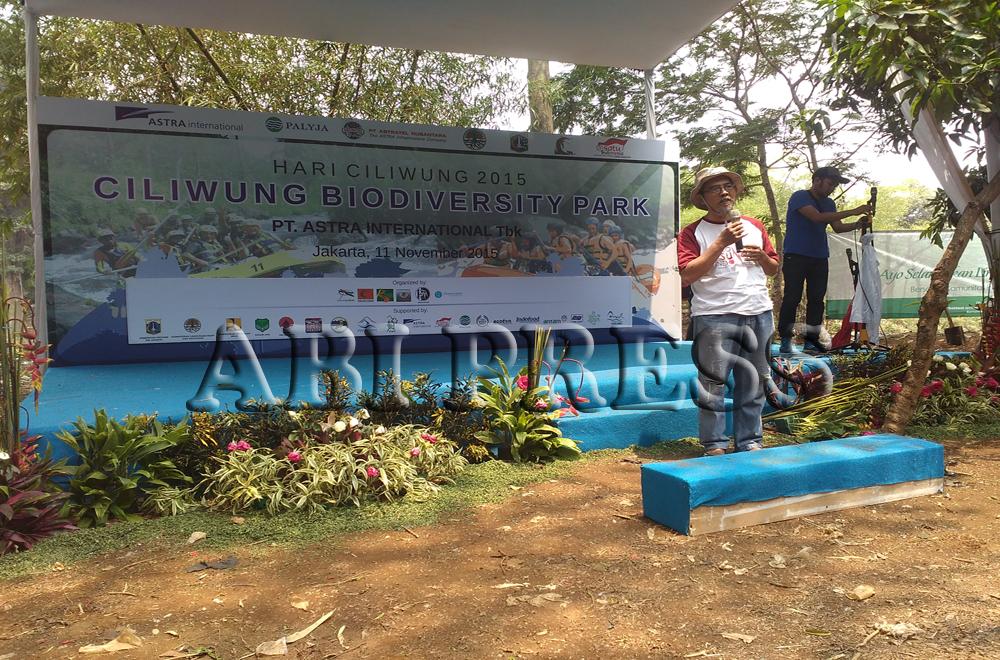 Urgensi Restorasi Sungai Ciliwung