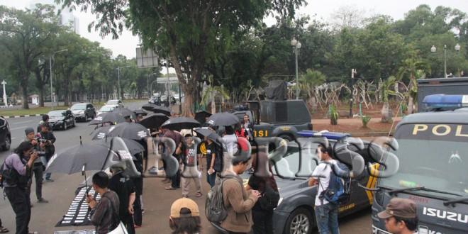 Aksi Kamisan Diancam Paksa Jauhi Istana