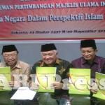 Tawjihat Bela Negara Dewan Pertimbangan MUI