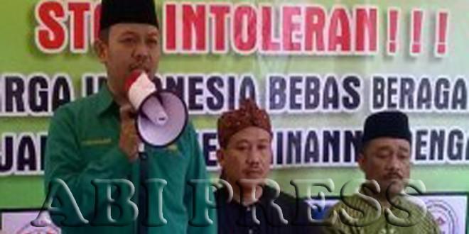 GP Ansor Bogor: Tebar Racun Intoleransi, ANNAS Langgar Konstitusi