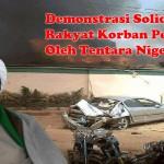 Video : Demonstrasi Solidaritas Korban Pembantaian Rakyat Nigeria