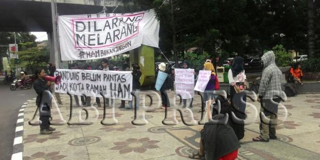 Bandung Ramah HAM Butuh Bukti Kongkrit
