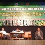 Maulid Nabi, Momentum Tegaskan Islam Itu Damai