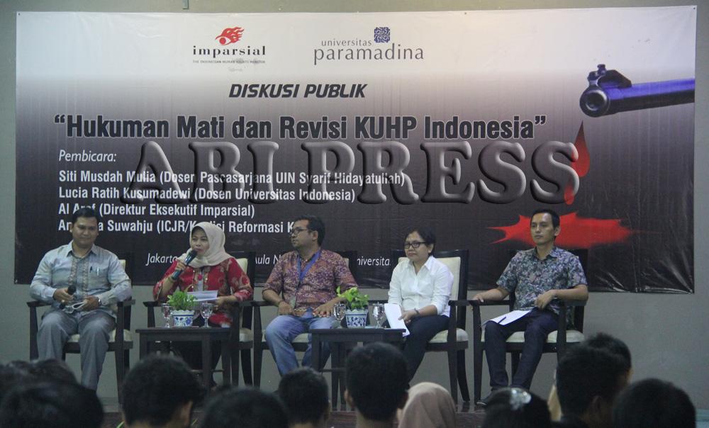Menimbang Kembali Hukuman Mati di Indonesia