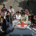 Tentara Israel Tangkap Seniman Palestina di Markas Palang Merah