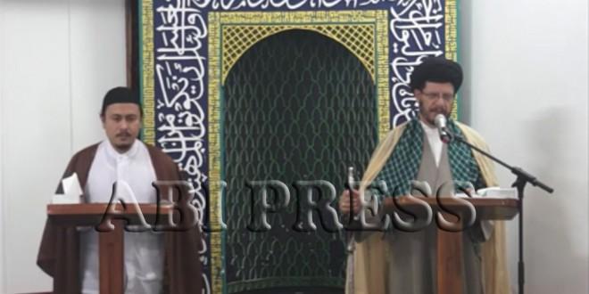 Khutbah Jumat Bersama Sayyid Musavi