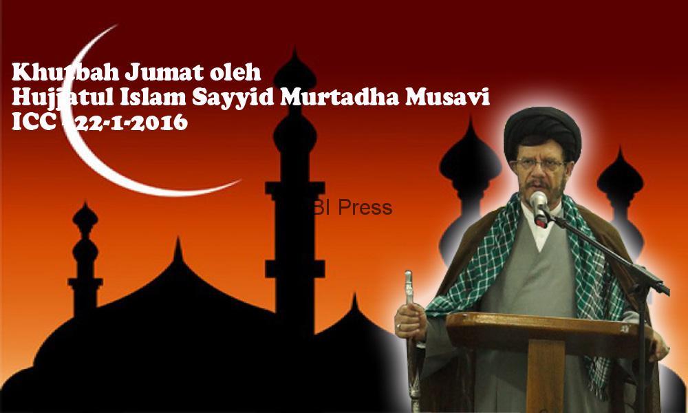 Video : Khutbah Jumat Sayyid Murtadho Musavi