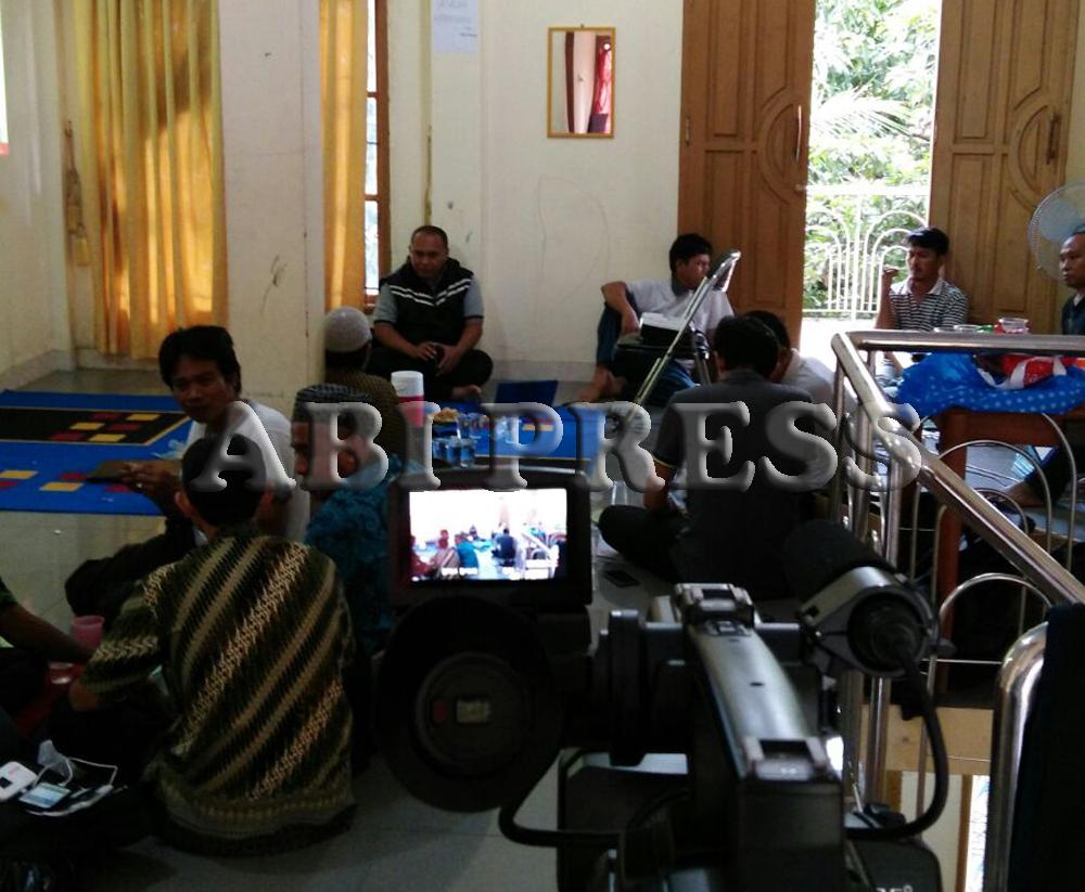 Pelatihan Media DPW ABI Sulsel