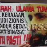 Demo Solidaritas Untuk Sheikh Nimr
