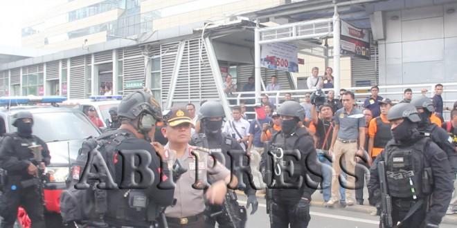 Video: Teror Bom Jakarta