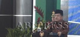Pidato Yusuf Kalla Pada Penutupan ICIS ke 4 di Malang
