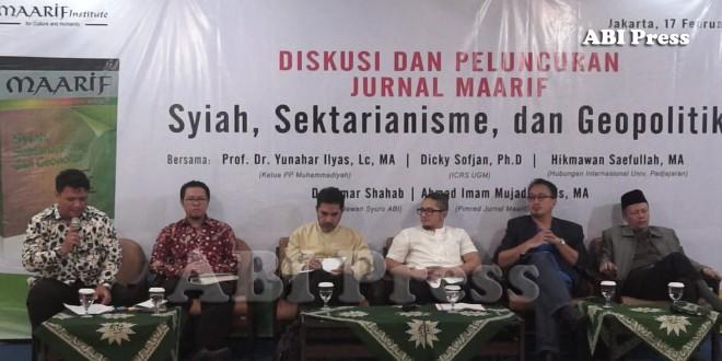 Isu Syiah, Produksi Pragmatisme Politik