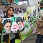 Sambut Ultah Ke-37 Kemenangan Revolusi Islam, Warga Iran: Semangat Kami Masih Sama Seperti Dulu