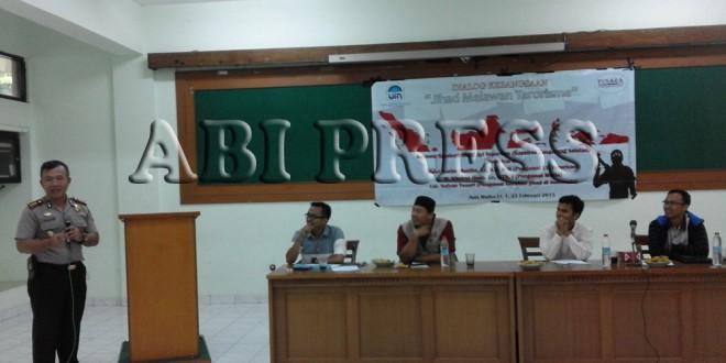 Kapolres Tangerang Selatan Ingatkan Bahaya Kelompok Intoleran