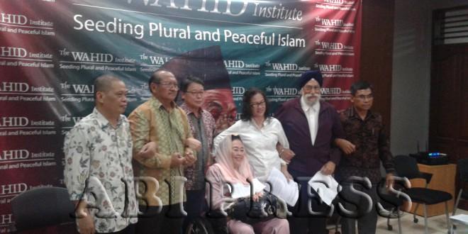 Tokoh Lintas Iman: Dukung KPK, Tolak Kriminalisasi KPK!