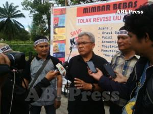 Koordinator Aksi Dr Hermansyah