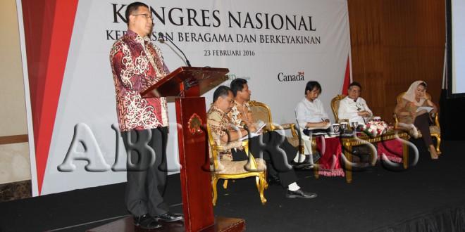 Menag: Takfirisme Rawan Picu Konflik Sosial