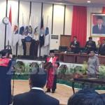Ketua DPRD beragama Kong hu cu