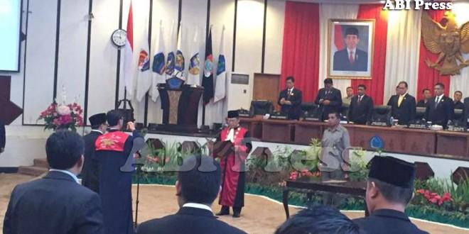 Pertama di Indonesia Ketua DPRD Provinsi Seorang Konghucu, Dirjen Otda: Sulut Hebat!