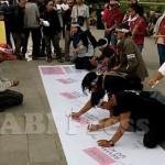 Koalisi Masyarakat Sipil Anti Korupsi Kalbar Tolak Revisi UU KPK