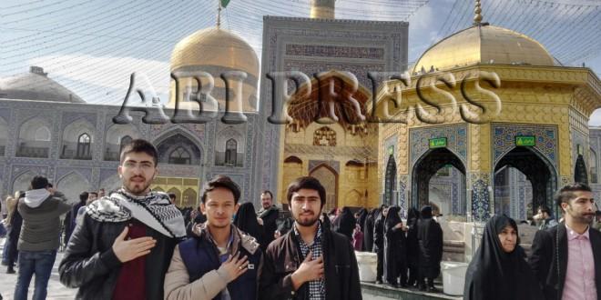 Catatan Perjalanan dan Ungkapan Cinta Peziarah Makam Imam Ridha