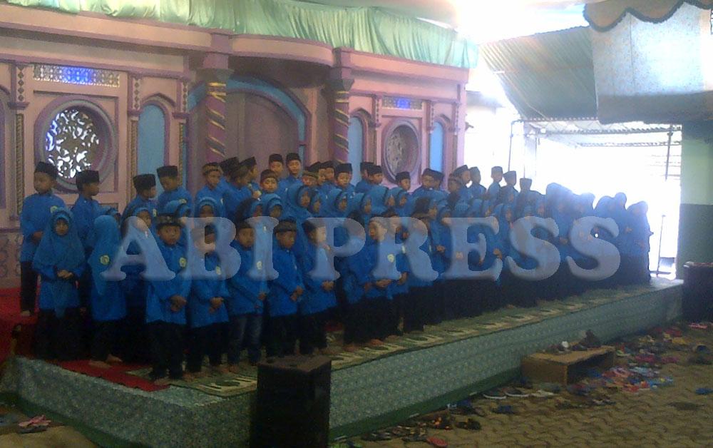 Bina Generasi Muda Religius Lewat Tradisi Baca Quran dan Kitab Klasik