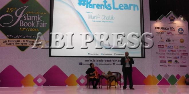 Belajar Parenting Bersama Munif Chatib