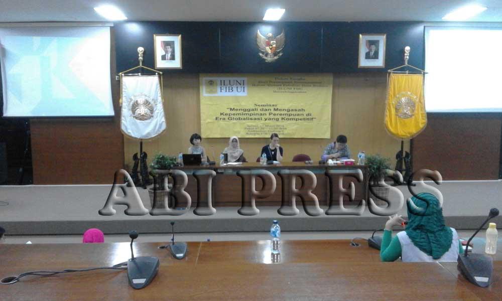 Tokoh Perempuan Indonesia Bicara Peran Kaumnya Di Era Global
