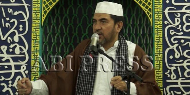 Khutbah Jumat di ICC Bersama Ustaz Umar Shahab