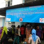Pengobatan Gratis BAZNAS Sidoarjo & Komunitas HATI BENING untuk Pengungsi Muslim Syiah Sampang