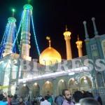 Semarak Perayaan Milad Fathimah Az Zahra di Iran