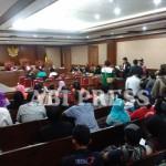 Aktivis dan Buruh Tolak Kriminalisasi Advokat