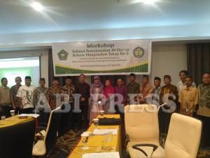 workshop-validasi-Penerjemahan-al-Quran-bahasa-Mongondow