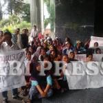 Tuntut Keadilan, Warga Dadap Sambangi Bupati Tangerang di Kantor Ombusman