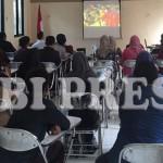 Nobar Rayuan Pulau Palsu di STAIMI Depok