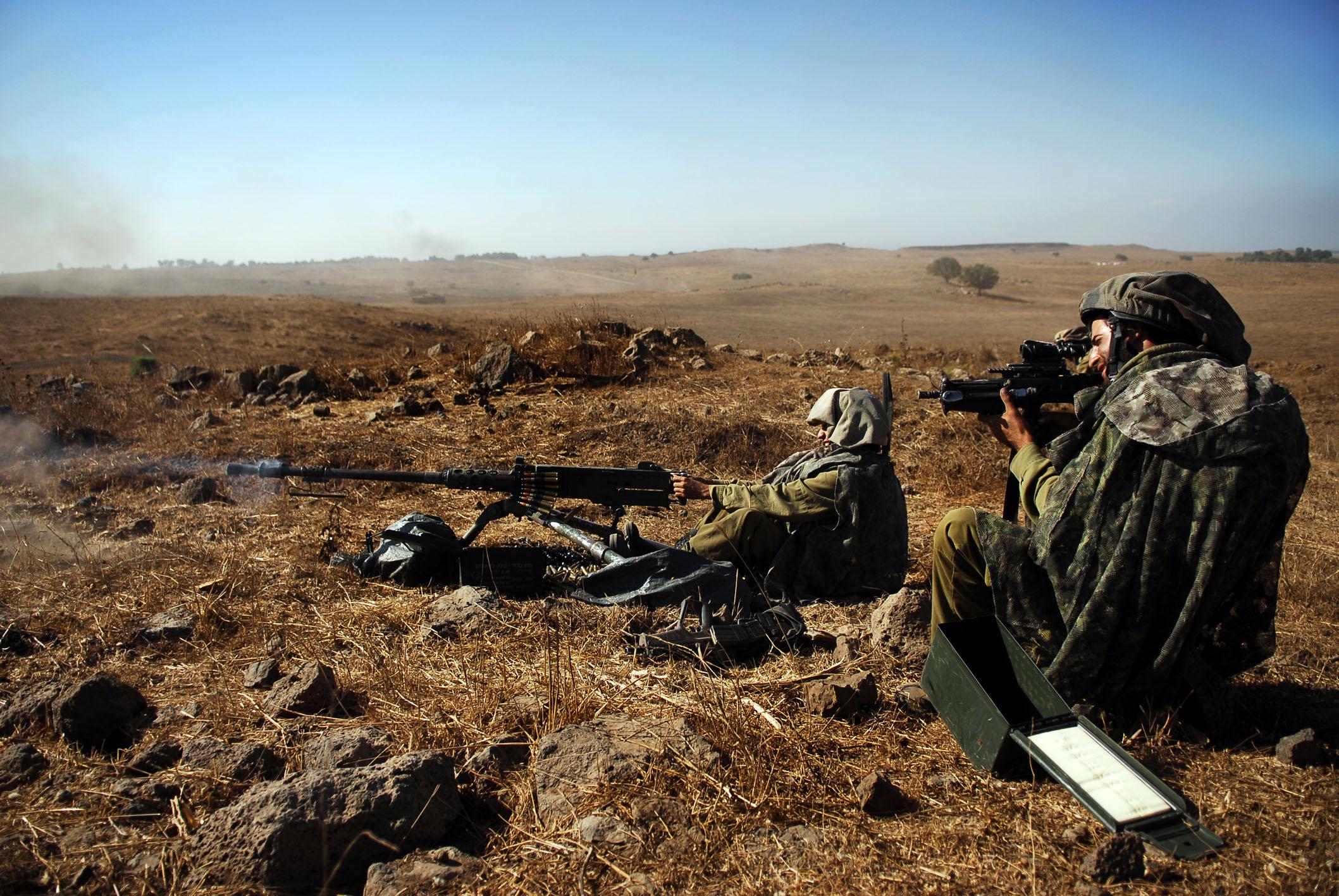 Terkuak, Unit Pasukan Khusus Bentukan Israel dan Kelompok Teroris Suriah