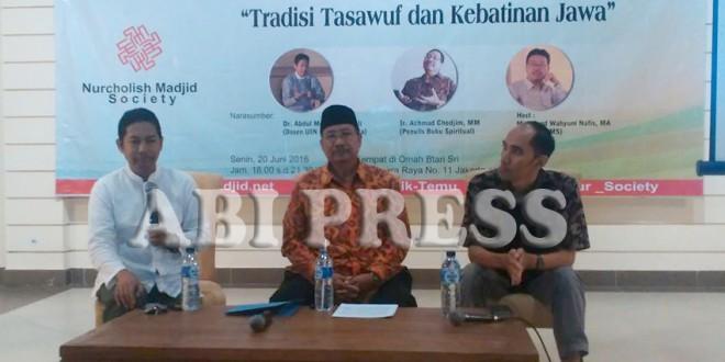 Titik Temu Tasawuf dan Kebatinan Jawa