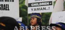 Al Quds Day; Jakarta, Semarang dan Surabaya