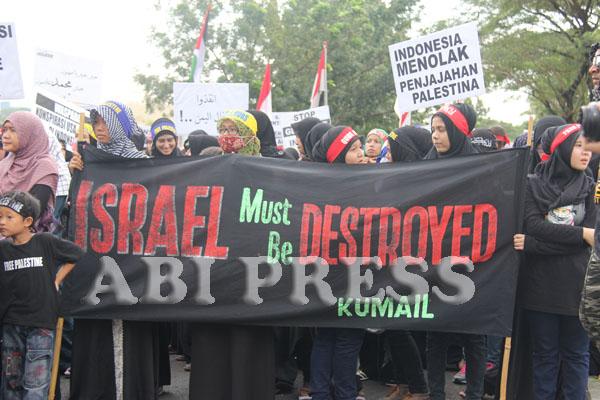 Al-Quds Day Beberapa Kota di Indonesia
