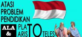 Atasi Problem Pendidikan Indonesia Ala Plato dan Aristoteles