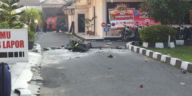 Ali Fauzi: Teror Bom Mapolresta Surakarta, Efek Domino Teror Global