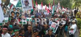 Aksi Damai Al-Quds Semarang Tegaskan Kemerdekaan Palestina sebagai Misi Utama Islam