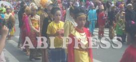 Parade Budaya Banjarnegara Kokohkan Persatuan dan Kesatuan Bangsa