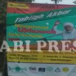 Tokoh Masyarakat Pekalongan Sesalkan Pencatutan Nama Ormas secara Sepihak dalam Tablig Akbar Habib Ahmad bin Zen Alkaff
